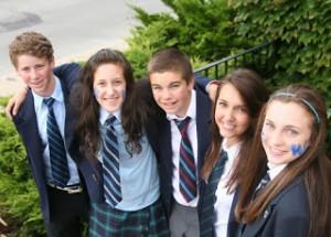 Appleby students