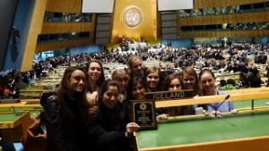 Конференция Модель ООН Бишоп Строн Скул